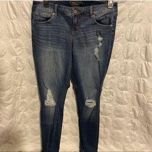 EUC Straight Leg Jeans